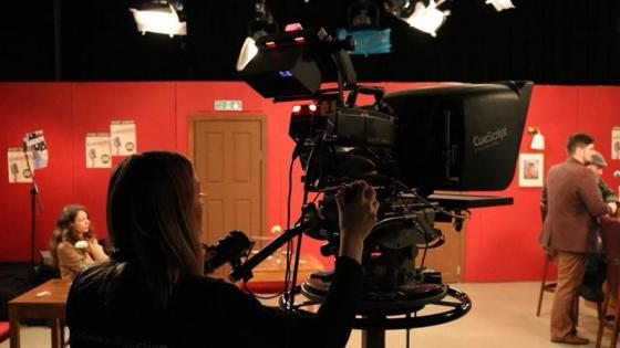 TV production facilities