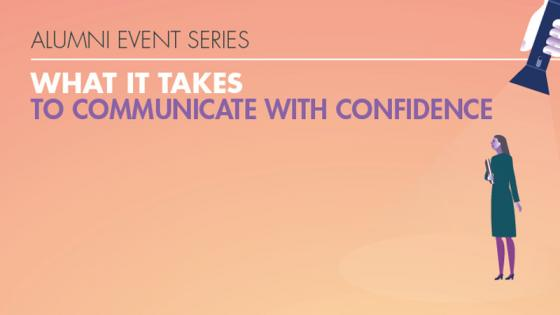 What it takes to communicate with confidence