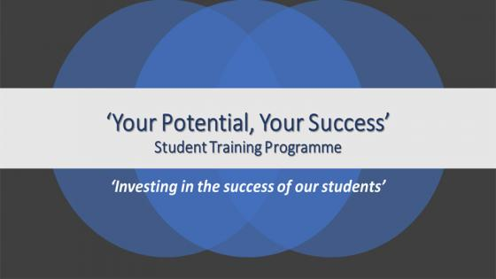 Your Potential, Your Success training programme