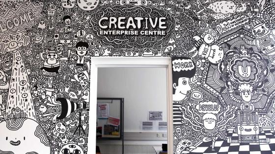 creative enterprise centre