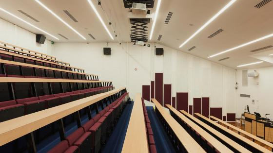 Cavendish large lecture theatre