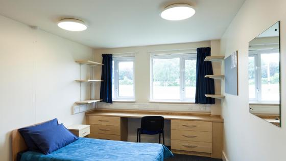 Harrow Hall large en-suite room