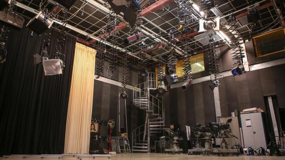 Film Tv And Radio Studios University Of Westminster London