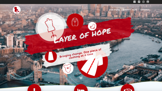 Layer of Hope graphic
