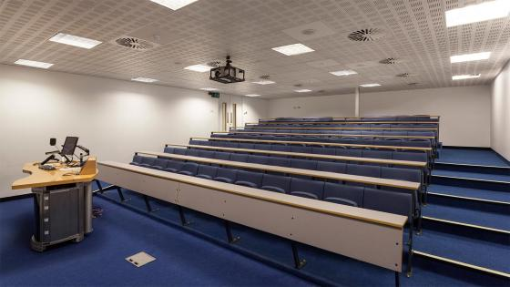 Marylebone Wood lecture theatre