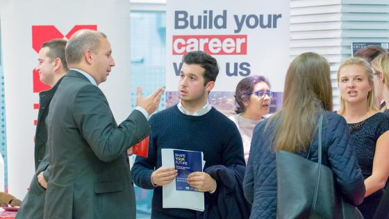 Property and Construction careers fair