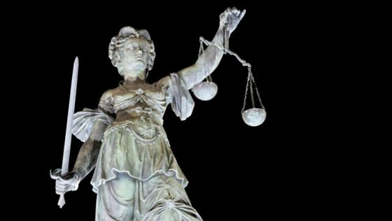 Image of Lady Justice