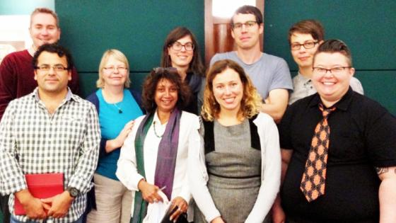 Sociology Research Group team