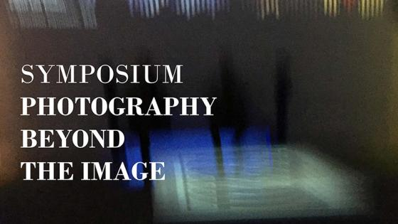 Symposium - Photography Beyond the Image logo