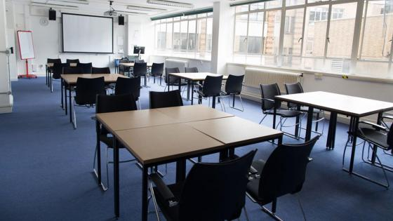 Wells Street classroom for hire