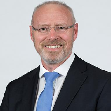 John Cappock, University Secretary and Chief Operating Officer